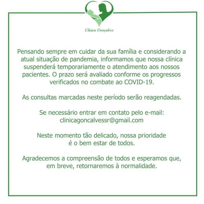 covid clinica